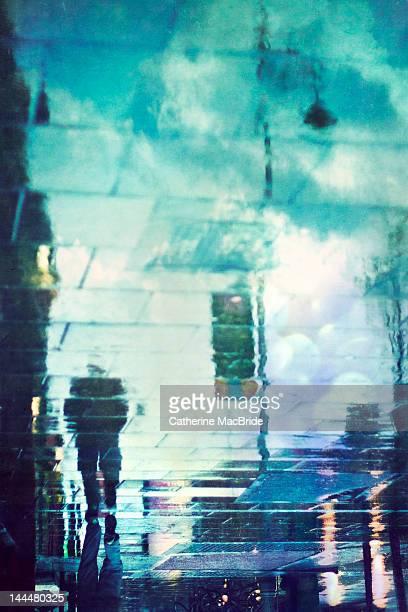 rainy day - catherine macbride stock-fotos und bilder