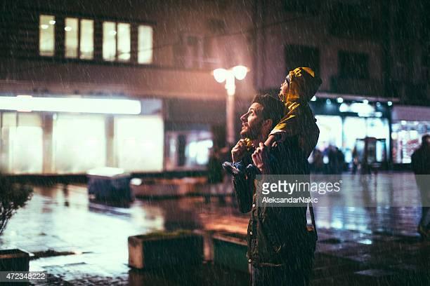 Rainy la noche