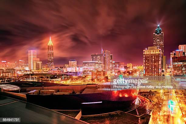 A Rainy Night in Atlanta