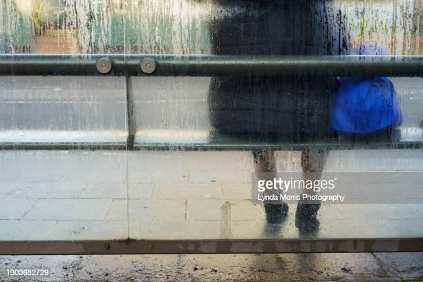 rainy wait - rain stock pictures, royalty-free photos & images