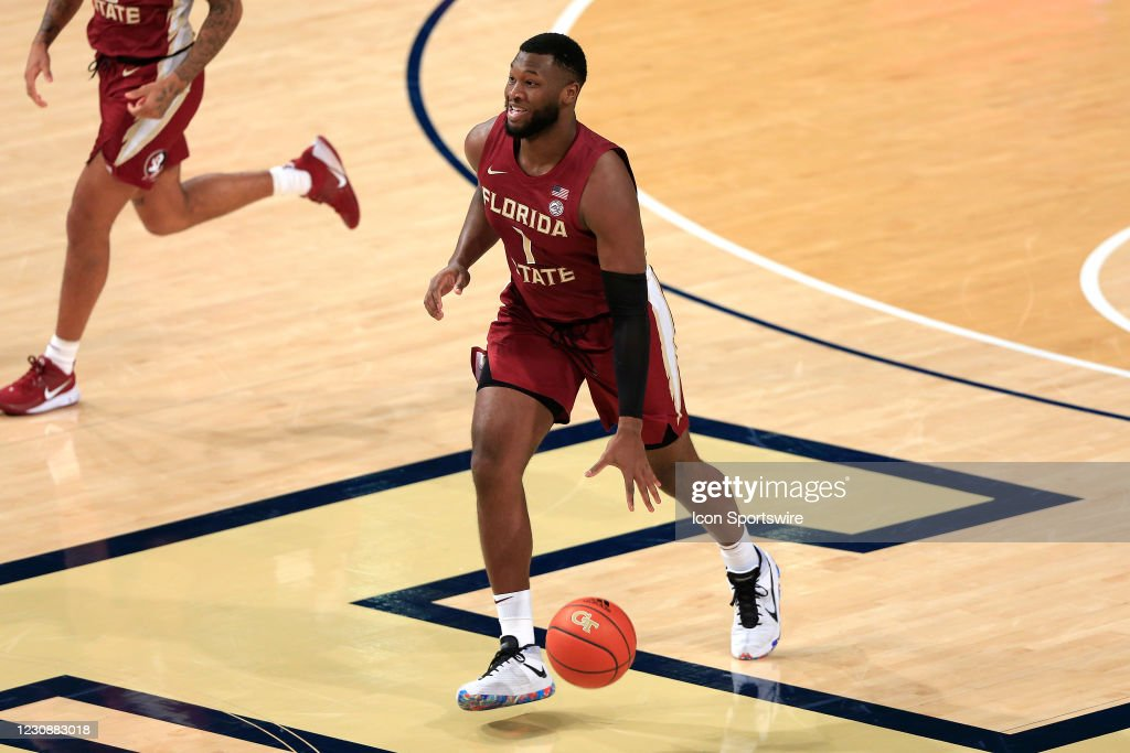 COLLEGE BASKETBALL: JAN 30 Florida State at Georgia Tech : News Photo