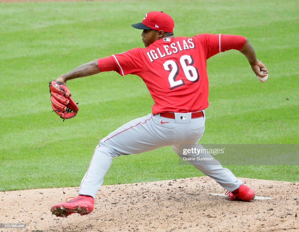 Cincinnati Reds v Detroit Tigers - Game One : News Photo