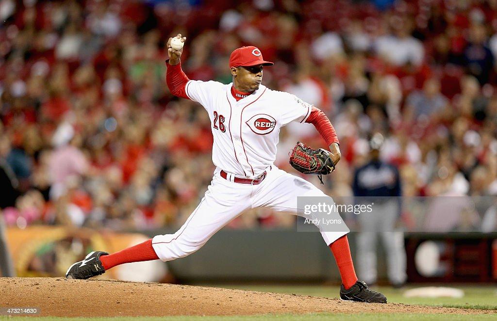 Atlanta Braves v Cincinnati Reds : News Photo