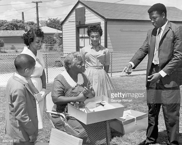 'Raisin In The Sun' Columbia Pictures Corp Directed by Daniel Petrie Stephen Perry Ruby Dee Claudia Mitchell and Diana Sands