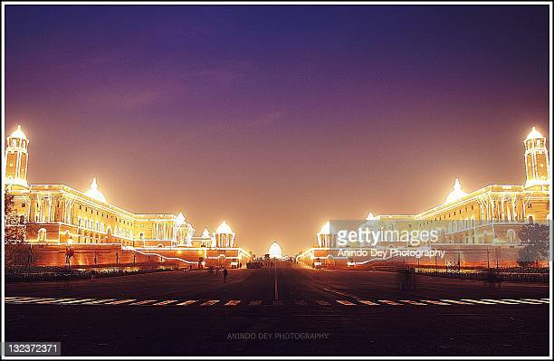 Raisina Hill, New Delhi