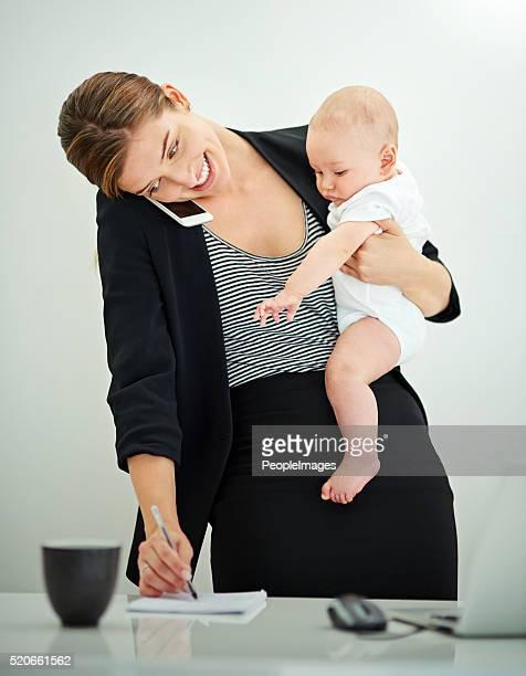 特にビジネスと赤ちゃん