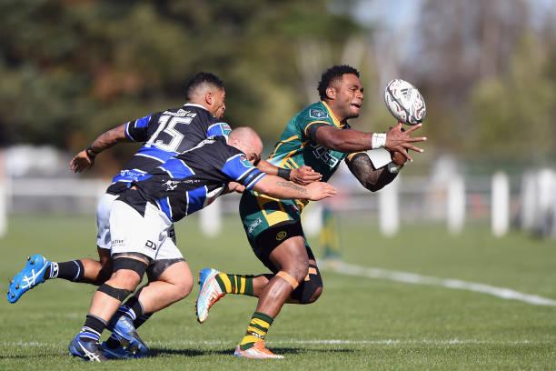 NZL: Heartland Championship Rd 2 - Mid Canterbury v Whanganui