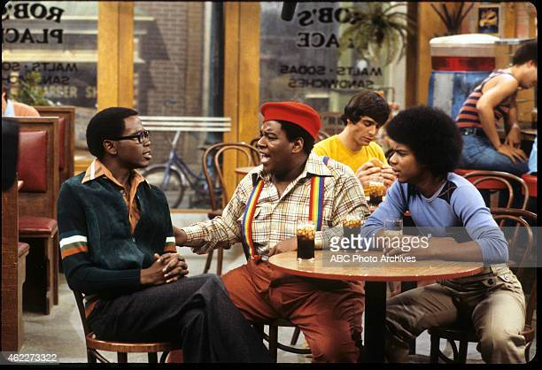 "Raj and the Older Woman"" - Airdate: February 18, 1978. L-R: ERNEST THOMAS;FRED BERRY;HAYWOOD NELSON"