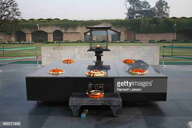 raj ghat - raj ghat stock photos and pictures