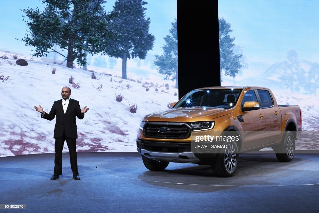 Raj Nair Ford Motor Company Executive Vice President And President News Photo Getty Images
