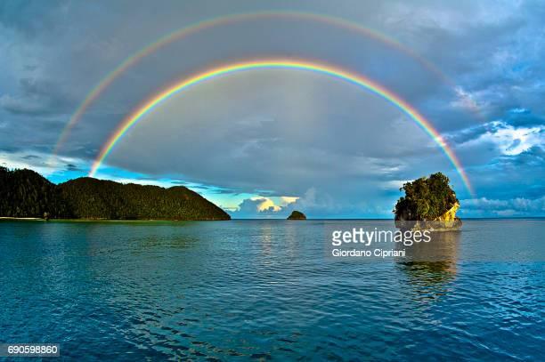 Raja Ampat Islands, Wayag