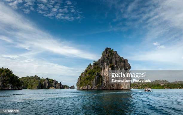 Raja Ampat Limestone Islands, Indonesia