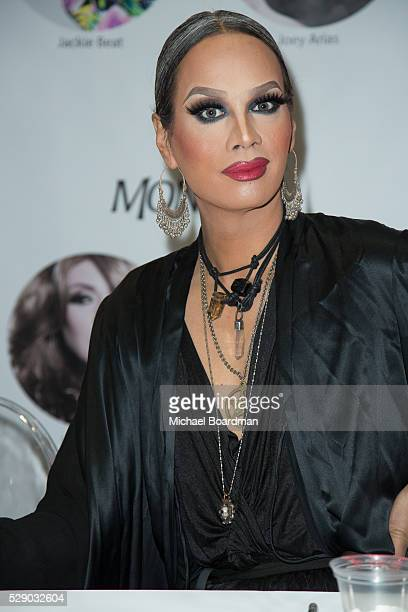 Raja attends the 2016 RuPaul's DragCon at Los Angeles Convention Center on May 07 2016 in Los Angeles California