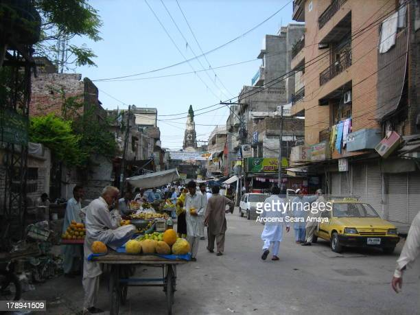 Raja Bazaar is a market in the old city os Rawalpindi, near Islamabad. Rawalpindi, commonly known as Pindi, is a city in the Pothohar region of...