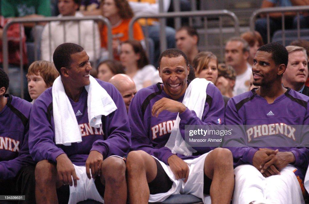 NBA Europe Live - Phoenix Suns vs Tel Aviv Maccabi - October 11, 2006