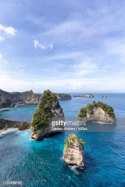 raja lima five islands - regency style stock photos and pictures