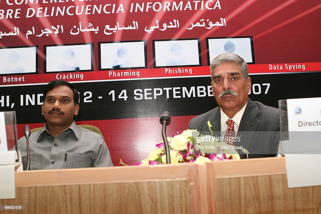 A Raja Union Cabinet Minister Of Communications And Information