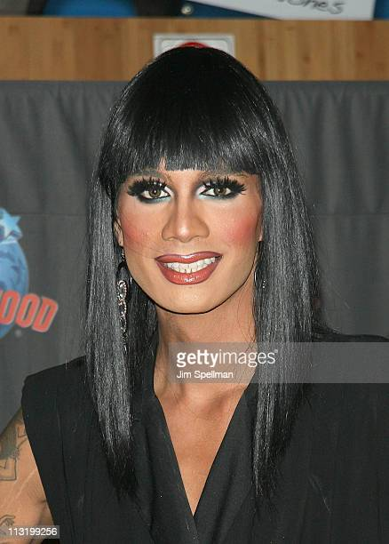 Raja visits Planet Hollywood Times Square on April 26 2011 in New York City