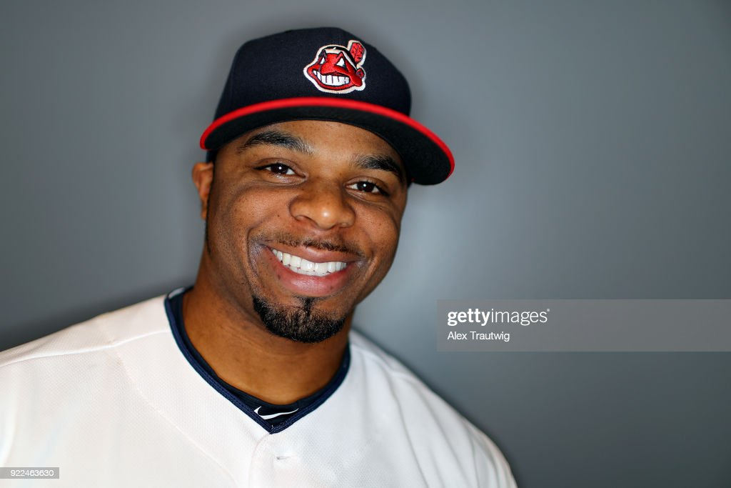 2018 Cleveland Indians Photo Day : Nachrichtenfoto