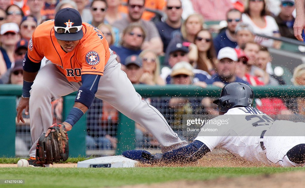 Houston Astros v Detroit Tigers