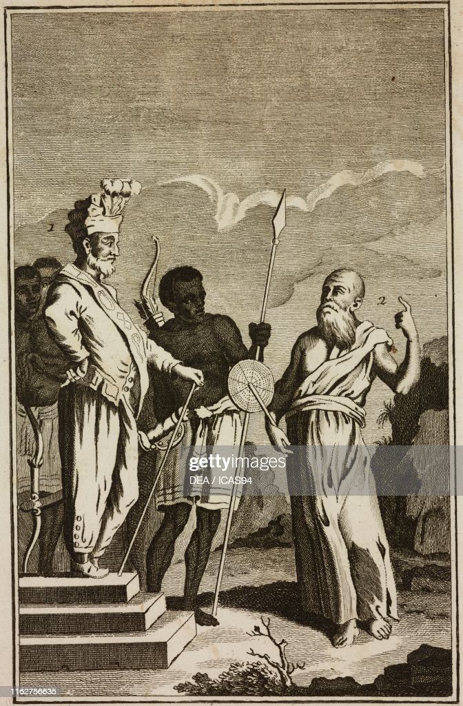 Sir Rajadhi Raja Sinha King of Kandy 1785 Sri Lanka 6x5 Inch Print