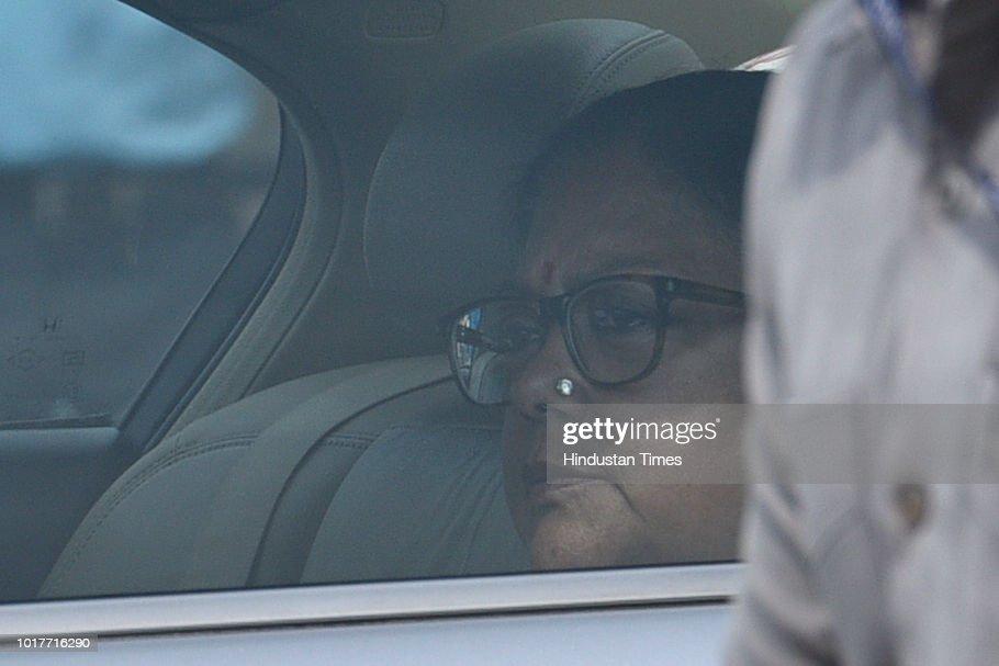 Former Prime Minister Atal Bihari Vajpayee Passes Away At 93