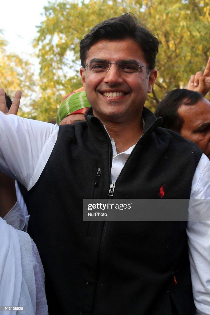 Congress Celebrates Victories In Rajasthan Bypolls
