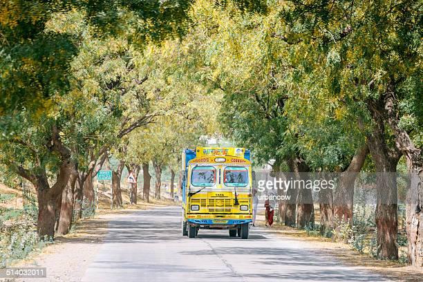 Rajasthani bus
