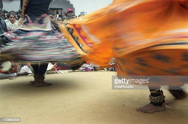 Rajasthani women Surajkund mela Haryana India