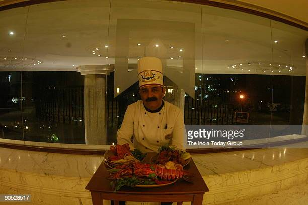 Rajeev Kumar Executive Chef of Peshawari Restaurant which is Famous for the serving the North Indian Food at Chola Sheraton Hotel in Chennai Tamil...