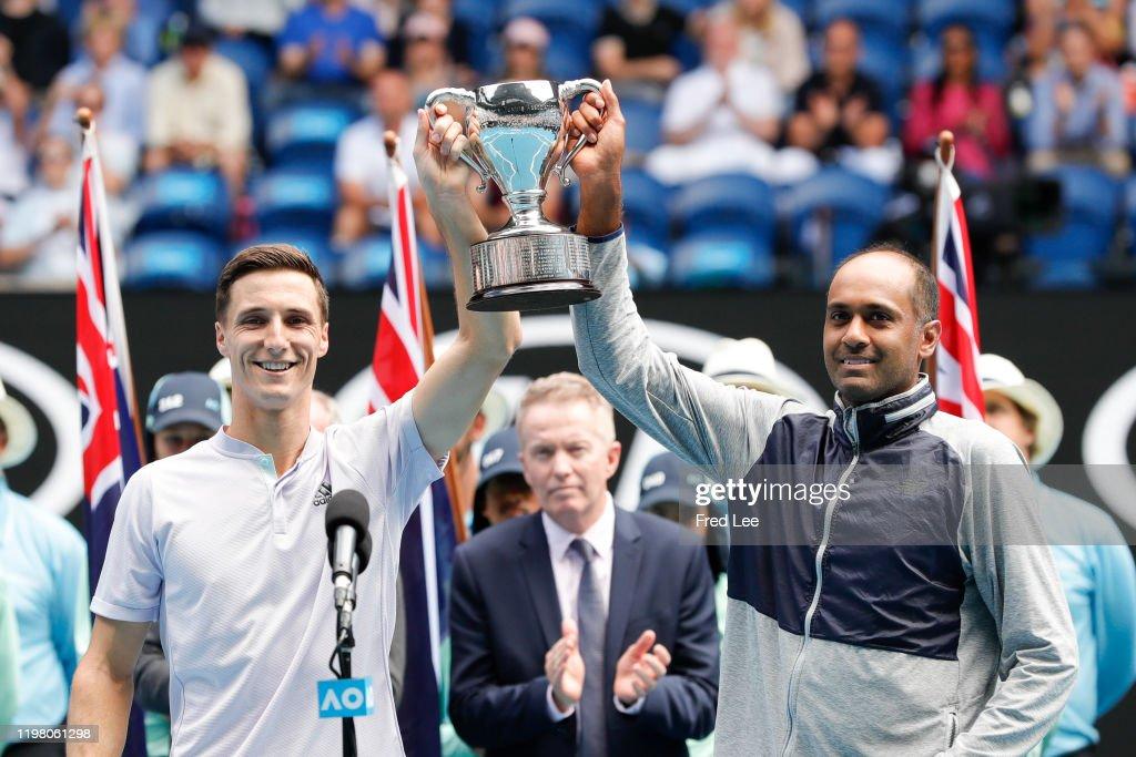2020 Australian Open - Day 14 : News Photo