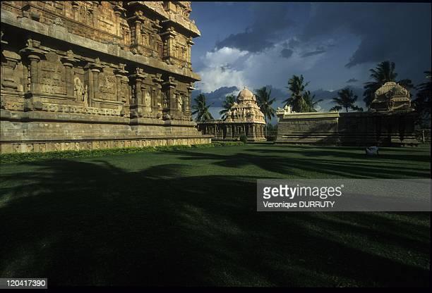 Rajendeshvara Temple Gangaikondacholapuram In India Rajendra CholaI son of the Great RajarajaI established this temple after his great victorious...