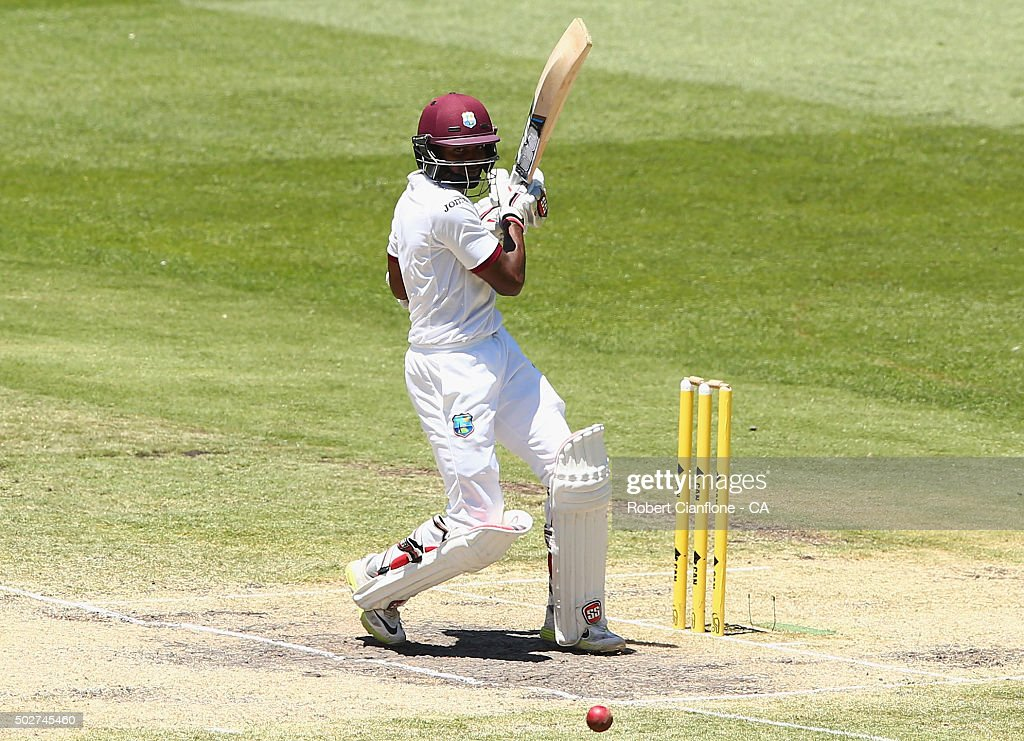 Australia v West Indies - 2nd Test: Day 4 : News Photo