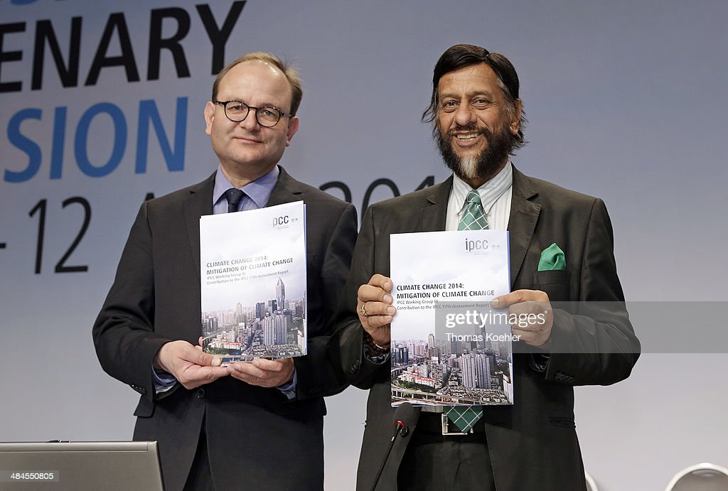 Presentation Of IPCC Climate Report