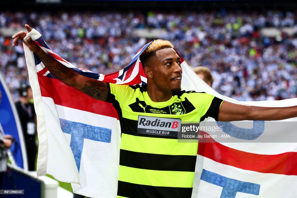 Reading v Huddersfield Town - Sky Bet Championship Play Off Final : News Photo
