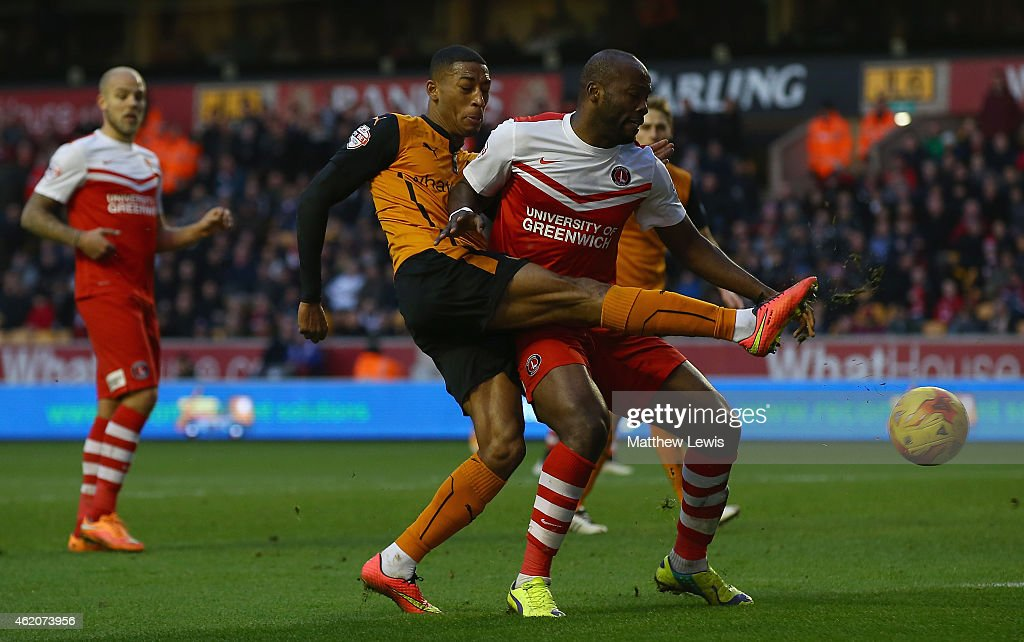 Wolverhampton Wanderers v Charlton Athletic - Sky Bet Championship
