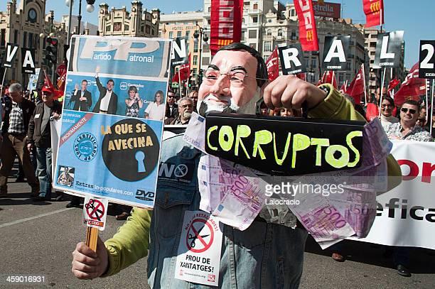 Imitador de Rajoy