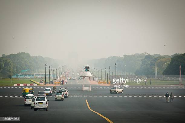 Rajpath in New Delhi