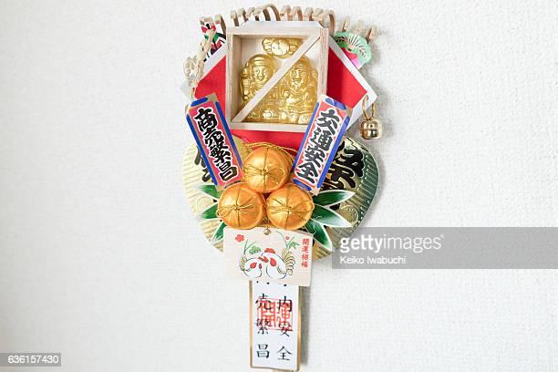 Rake called ''Kumade'' in Japanese
