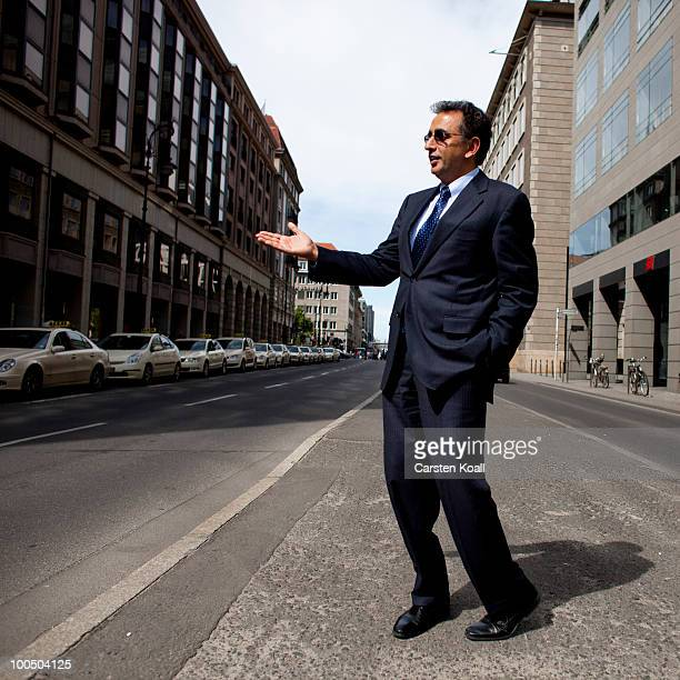 Rakesh Bhasin Chief executive officer of Colt Telecom Group SA poses during a portrait session on May 5 2010 in Berlin Germany