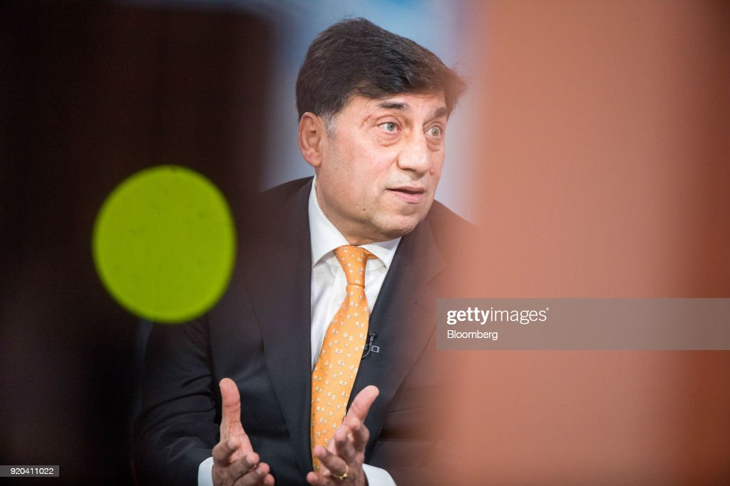 Reckitt Benckiser Group Plc Chief Executive Officer Rakesh Kapoor Interview