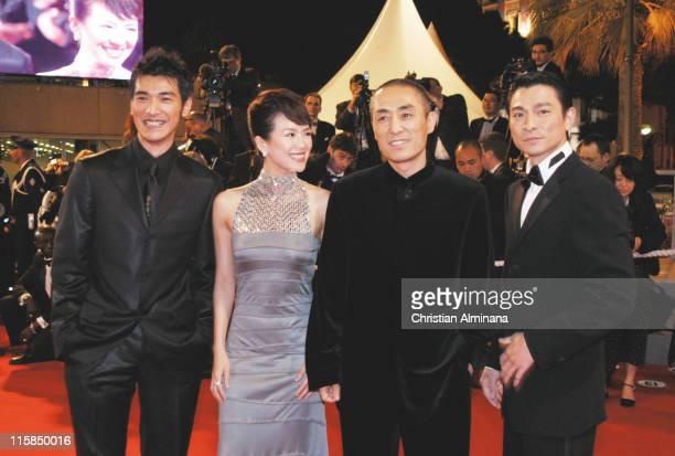 Rakeshi Kaneshiro Zhang Ziyi and Andy Lau