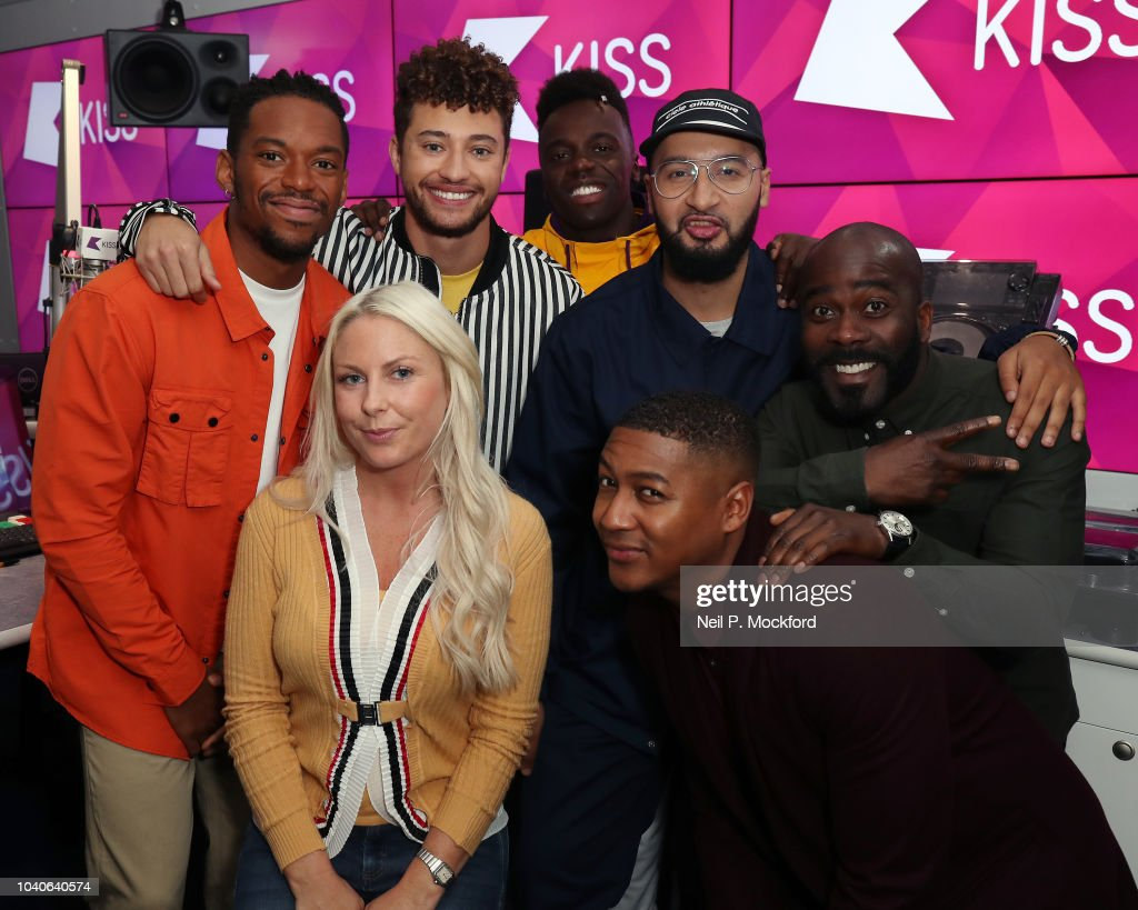 Rak-Su At KISS FM UK