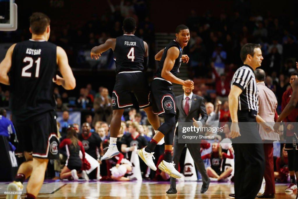 NCAA Basketball Tournament - Second Round - Greenville