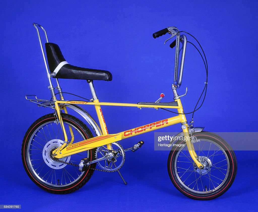 Raleigh Chopper bicycle, 2000  News Photo - Getty Images