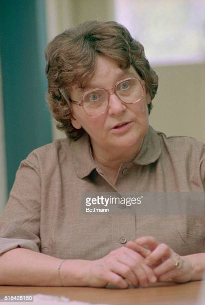 Raleigh North Carolina Confessed murderer Margie Velma Barfield will be put to death here November 2nd for the poisoning murder of her mother and...