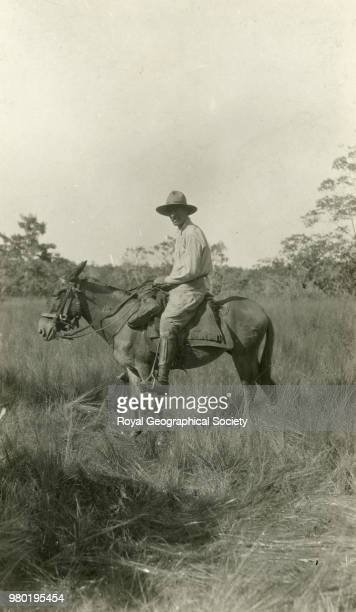 Raleigh Rimmell Mato Grosso Raleigh Rimmell accompanied Percy Harrison and Jack Fawcett on Fawcett's 1925 expedition to Brazil Brazil 1925 Fawcett...