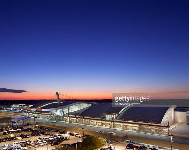 Raleigh-Durham International Airport Terminal