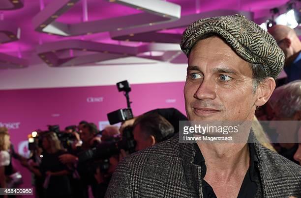 Ralf Bauer attends the 'CLOSER Magazin Hosts SMILE Award 2014' at Hotel Vier Jahreszeiten on November 4 2014 in Munich Germany