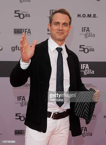 Ralf Bauer attends the IFA Opening Ceremony at the Palais am Funkturm on September 2 2010 in Berlin Germany